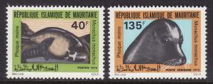 Mauritania #300, C130 F-VF Mint NH ** Seal Pups