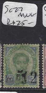 THAILAND  (P1212B)   RAMA   SC 27    MNG