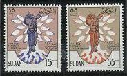 East Africa 128-129 MNH (1960)