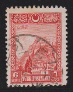 Turkey Sc#641 Used