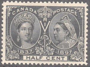 Canada #50 Mint  VF   -  Lakeshore Philatelics  LSP50c