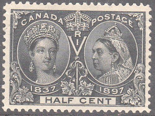 Canada #50 Mint  VF   -  Lakeshore Philatelics  LSP50c