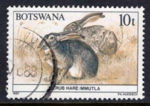 Botswana 411 Used VF