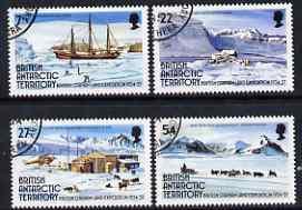 British Antarctic Territory 1985 50th Anniversary of Brit...