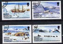 British Antarctic Territory 1985 50th Anniversary of Brit...