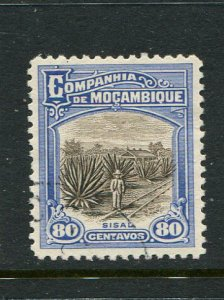 Mozambique Company #140 used- Penny Auction