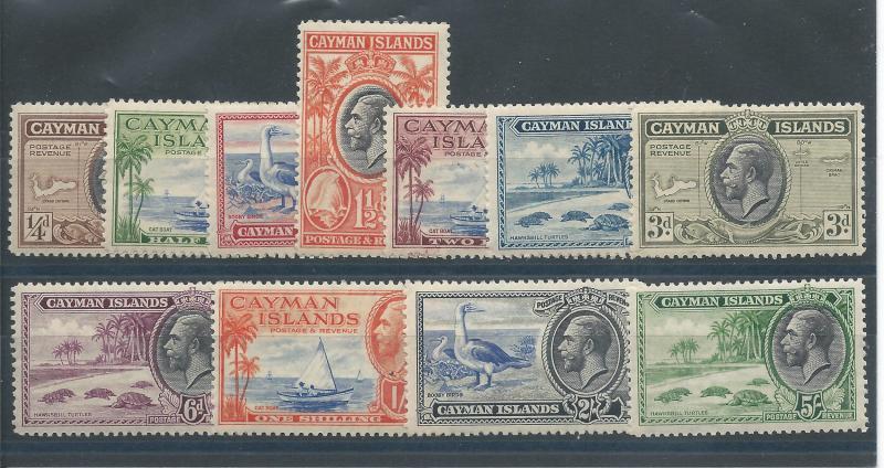 Cayman Is. 85-95 LH