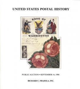 Frajola: Sale # 29  -  United States Postal History, Fraj...