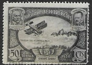 Spain C-53  1930  fine NH