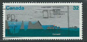 Canada  SG 1122   Used