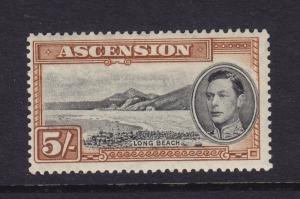 Ascension Scott # 48a VF previously hinged nice color scv $ 60 ! see pic !