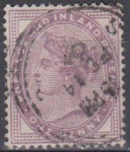 Great Britain #89 F-VF Used (A7740)