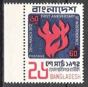 Bangladesh #34 Anniversary Independence MNH