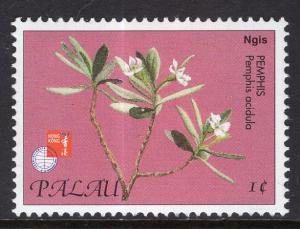 Palau 414 Flower MNH VF