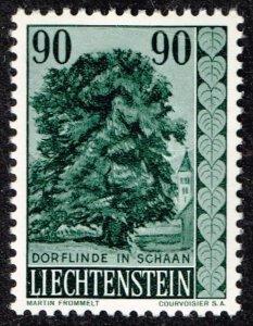 Liechtenstein Stamp 1959 Trees and Bushes MH/OG STAMP 90 RP