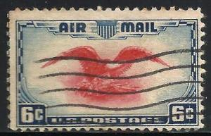 United States Air Mail 1938 Scott# C23 Used