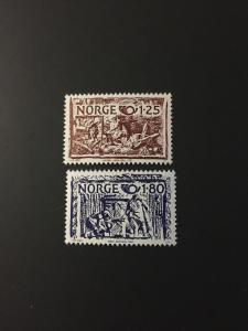 Norway #766-767**