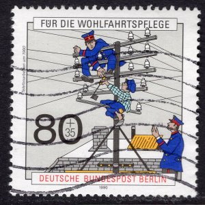 GERMANY SCOTT 9NB284