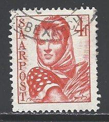 Saar Sc # 193 used (RRS)