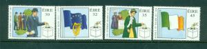 Ireland - Sc# 1137-40. 1998 Democracy Stamps. MNH $3.95.
