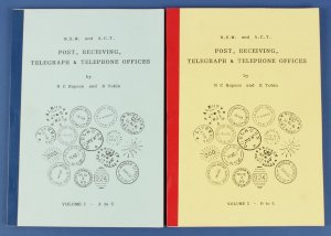 AUSTRALIA NSW & ACT Post, Receiving, Telegraph, Telephone Offices Hopson & Tobin