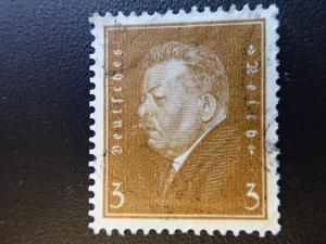 Germany 1928  Sc.#366  CV $0.60  used