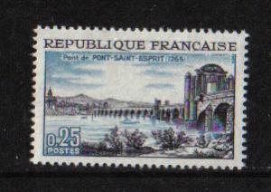 France 1966  MNH  Pont St. Esprit complete