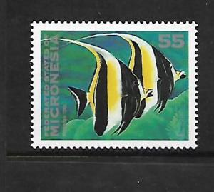 MICRONESIA, 218, MNH, MOORISH IDOL