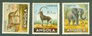 R15-0016 ANGOLA 363-4  USED BIN $1.50