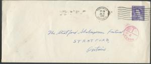 Canada, Postage Due, Postal Stationery