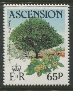 Ascension - Scott 367 - General Issue -1985 - MNH - Single 65p Stamp