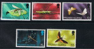 PITCAIRN ISLANDS 1975 INSECTS