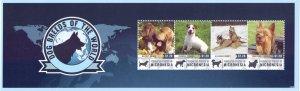 Micronesia. 2014. Dogs. MNH.