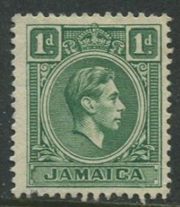 Jamaica -Scott 149 - KGVI Definitive -1951 - MNG - Single 1p Stamp