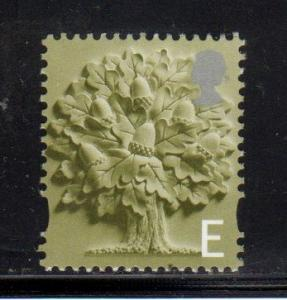 England - #3 Oak Tree (No border) - MNH