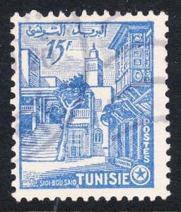 Tunisia 279 -  FVF used