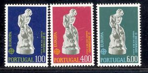 Portugal  #1198-1200  VF NH  -  Lakeshore Philatelics