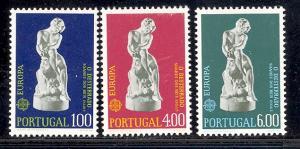 Portugal  #1198-1200  VF NH  -  Lakeshore Philatelics