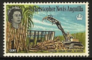 St Kitts-Nevis 1963 Scott# 146 MNH