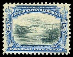 U.S. PAM-AM ISSUE 297  Mint (ID # 74271)