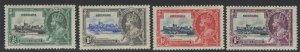 GRENADA SG145/8 1935 SILVER JUBILEE MTD MINT