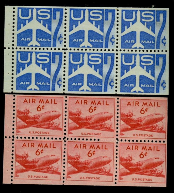C39a C51a MINT F-VF OG LH Cat$19