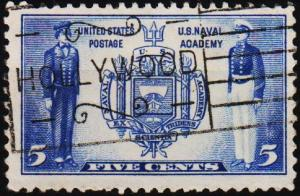 U.S.A. 1936 5c S.G.790 Fine Used