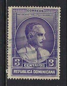 DOMINICAN REPUBLIC 313 VFU O801-10