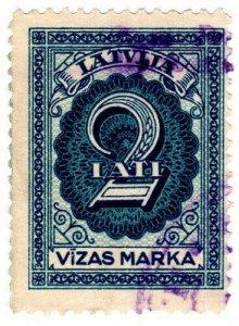 (I.B) Latvia Revenue : Visas 2L