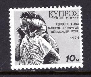 Cyprus RA2 MNH VF
