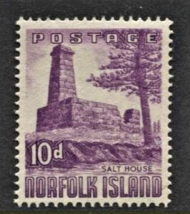 STAMP STATION PERTH Norfolk Island #17 Definitive Issue  MNH - CV$2.00