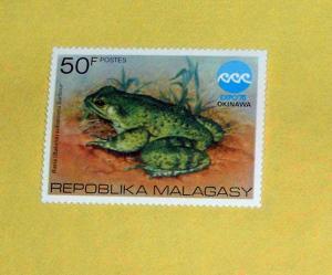 Madagascar - 534, MNH - Frog. SCV - $1.40
