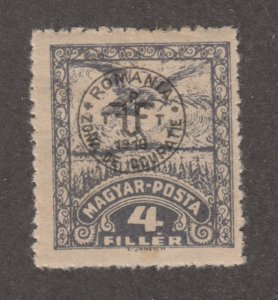 Hungary 3N3 Mythical Turul 1920