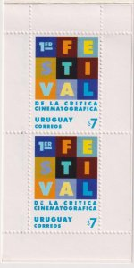 Uruguay 1999 The 1st Anniversary of the Film Critics' Festival  (MNH)  - Movie